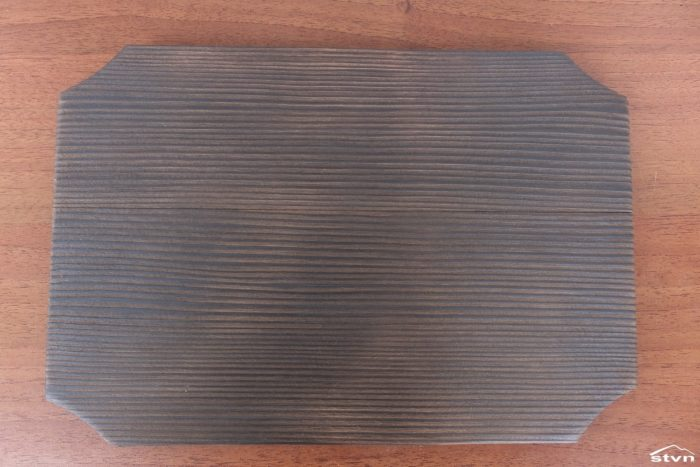 Shou Sugi Ban Cutting Board