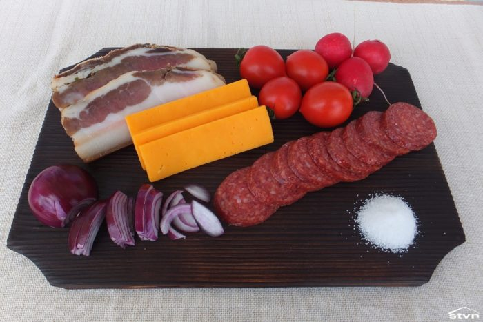 Yakisugi Cutting Board