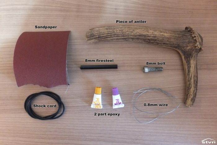 Materials for the Replaceable Firesteel